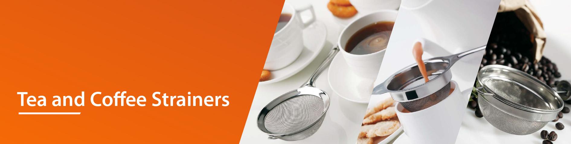 Stainless Steel Kitchen Tea Strainer Factories Tea And Coffee Strainer Mesh Tea Infuser Manufacturers